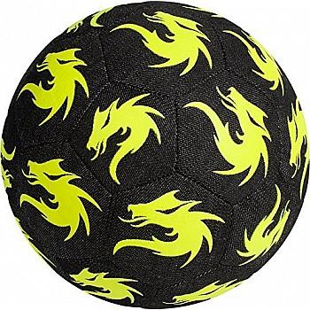 М'яч футбольний Select Monta Street Match жовто-чорний