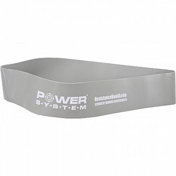 Замкнутая лента-эспандер Power System PS-4063 Flex Loop Grey (сопротивление 23 кг) - фото 2