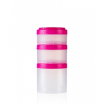 Контейнер спортивный BlenderBottle Expansion Pak Clear/Pink (ORIGINAL)