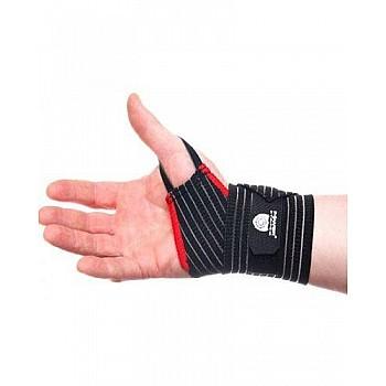 Кистевые бинты Power System Elastic Wrist Support PS-6000 - фото 2