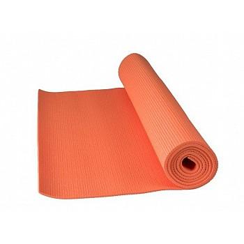 Коврик для йоги и фитнеса Power System  PS-4014 FITNESS-YOGA MAT Orange - фото 2