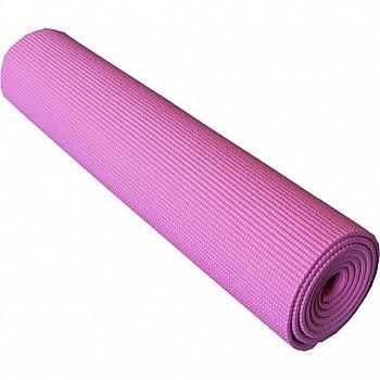 Коврик для йоги и фитнеса Power System  PS-4014 FITNESS-YOGA MAT Pink - фото 2