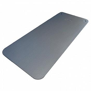 Коврик для йоги и фитнеса Power System Fitness Mat Premium PS-4088 Grey - фото 2