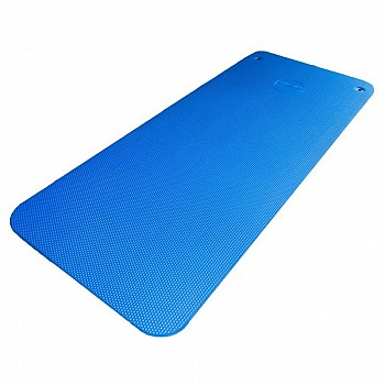 Коврик для йоги и фитнеса Power System Fitness Mat Premium PS-4088 Blue - фото 2
