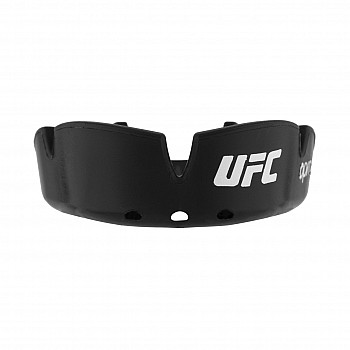 Капа OPRO Junior Bronze UFC Hologram Black - фото 2