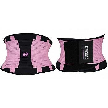 Пояс для поддержки спины Power System Waist Shaper PS-6031 S/M Pink - фото 2