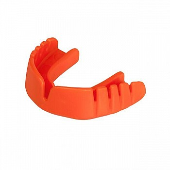 Капа OPRO Junior Snap-Fit Fluoro Orange