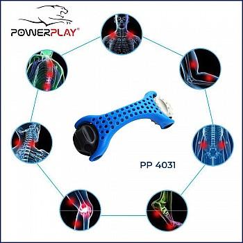 Масажер роликовий PowerPlay 4031 - фото 2
