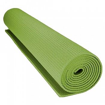 Коврик для йоги и фитнеса Power System  PS-4014 FITNESS-YOGA MAT Green
