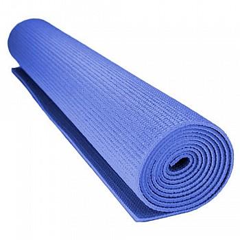 Коврик для йоги и фитнеса Power System  PS-4014 FITNESS-YOGA MAT Blue