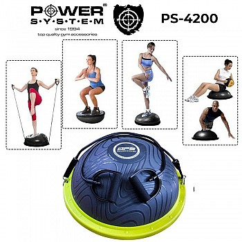 Балансировочная платформа Power System Balance Trainer Zone PS-4200 Green - фото 2