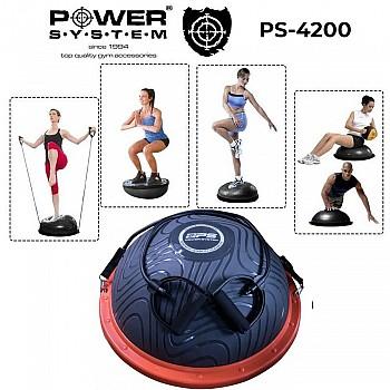 Балансировочная платформа Power System Balance Trainer Zone PS-4200 Orange - фото 2