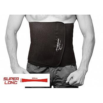 Пояс для схуднення PowerPlay 4301 (150*30) Чорний