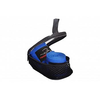 Бинты для бокса PowerPlay 3046 Синие (3м)