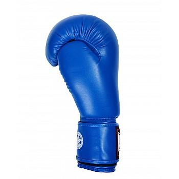 Боксерські рукавиці PowerPlay 3004 Сині 16 унцій - фото 2