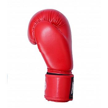 Боксерські рукавиці PowerPlay 3004 Червоні 14 унцій - фото 2
