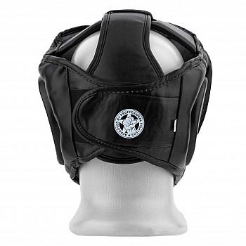 Боксерський шолом тренувальний PowerPlay 3066 PU + Amara Чорний M - фото 2