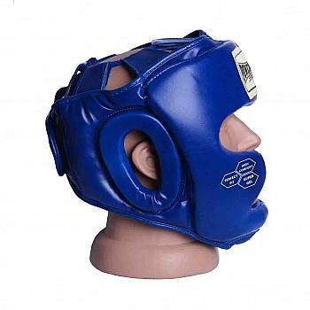 Боксерський шолом тренувальний PowerPlay 3043 Синій S - фото 2