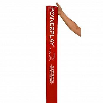 Еспандер лента PowerPlay 4112 Heavy Червона (200*15*0.6мм, 11кг) - фото 2