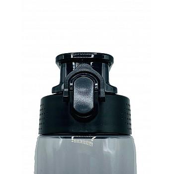 Пляшка для води CASNO 750 мл KXN-1216 Sprint Чорна - фото 2
