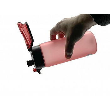 Пляшка для води CASNO 550 мл KXN-1225 Червона - фото 2