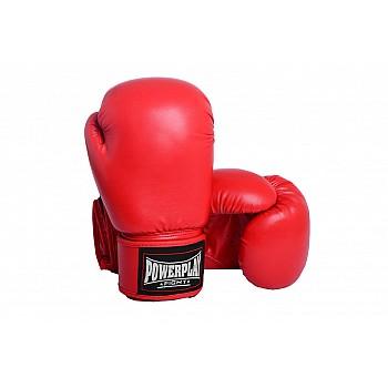 Боксерські рукавиці PowerPlay 3004 Червоні 12 унцій