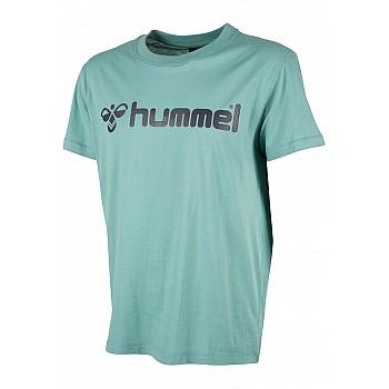 Футболка Hummel CLASSIC BEE SS TEE голубая