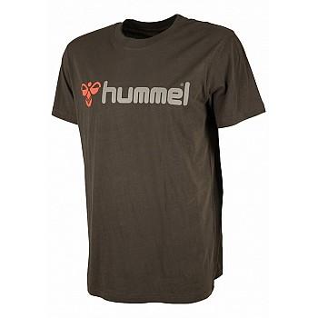 Футболка Hummel CLASSIC BEE SS TEE темно-серая