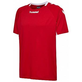 Футболка Hummel CORE TEAM JERSEY S / S красная