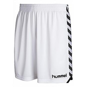 Шорты Hummel STAY AUTHENTIC POLY SHORTS белые