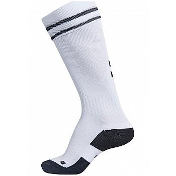 Носки Hummel ELEMENT FOOTBALL SOCK бело-синие