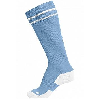 Носки Hummel ELEMENT FOOTBALL SOCK голубые