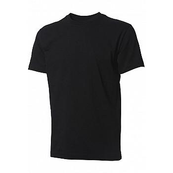 Футболка детская HUMMEL PROMOTION T-SHIRT черная