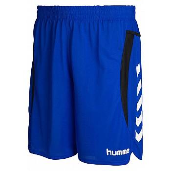 Шорты Hummel TEAM PLAYER POLY SHORTS синие