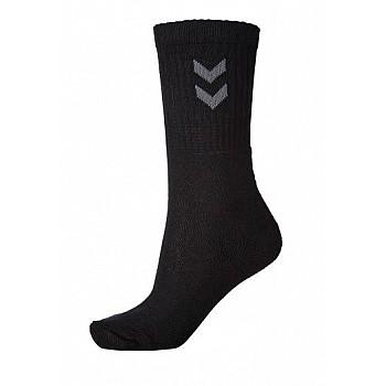 Носки Hummel 3-PACK BASIC SOCK черные