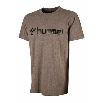 Футболка Hummel CLASSIC BEE SS TEE светло-коричневая