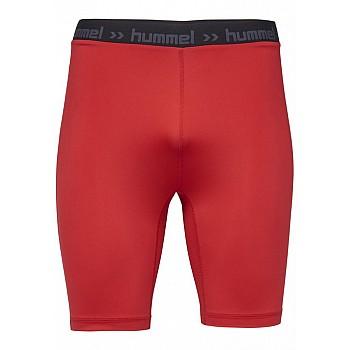 Шорты Hummel FIRST PERF SHORT TIGHTS красные