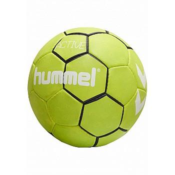 Гандбольный мяч hmlACTIVE HANDBALL лимонный, размер 3