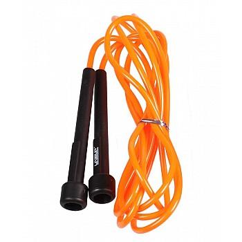 Скакалка LiveUp PVC JUMP ROPE, тубус, LS3115-o