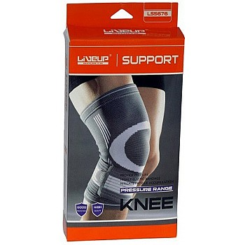Фиксатор колена LiveUp KNEE SUPPORT, LS5676-LXL