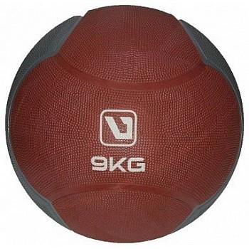 Медбол твердый LiveUp MEDICINE BALL, 9 кг, LS3006F-9