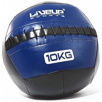 Мяч для кроссфита LiveUp WALL BALL 10 кг