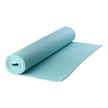 Коврик для йоги YNIZ PV YOGA MAT голубой