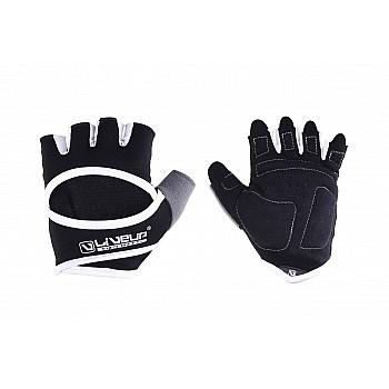 Спортивные перчатки Liveup  WOMEN FITNES GLOVES LSU3198L-BWS