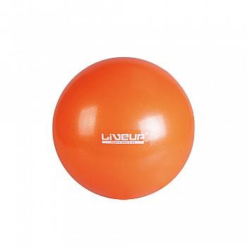 Мяч LiveUp Mini Ball оранжевый 25см