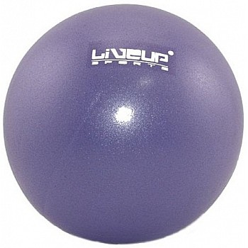 Мяч LiveUp Mini Ball фиолетовый  20см