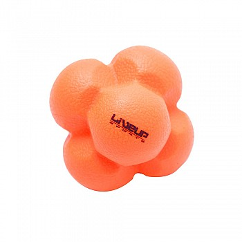 Мяч для тренировки реакции LiveUp  Reaction Ball