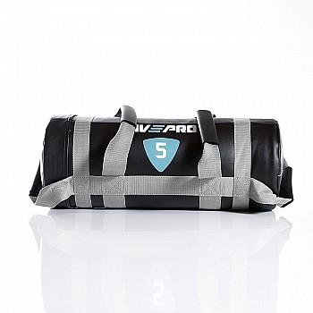 Мешок для кроссфита LivePro POWER BAG черный/серый 5 кг