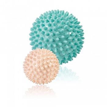 Набор массажных мячей 2 шт. LiveUp MASSAGE BALL
