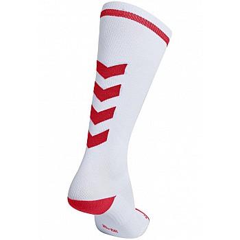 Носки Hummel ELITE INDOOR SOCK HIGH белые - фото 2
